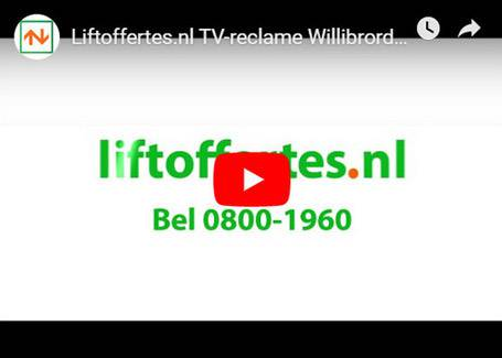 YouTUbe Liftoffertes.nl TV-reclame